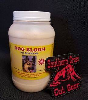 Dog Bloom VM Supreme - Southern Cross Cut Gear