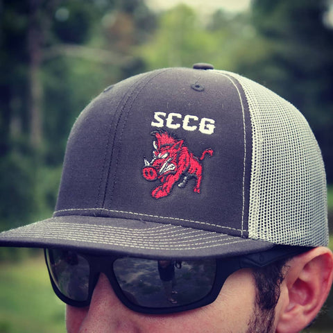 """Send 'Em"" Hat - Southern Cross Cut Gear"