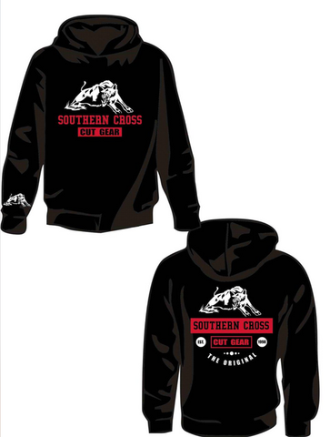 """The Original"" Hoodie - Southern Cross Cut Gear"