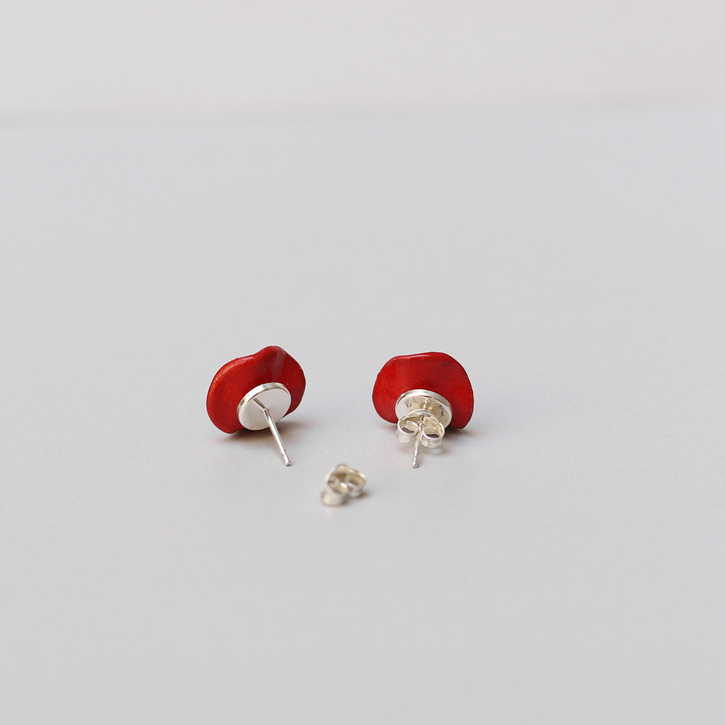 Stood Flower Earrings