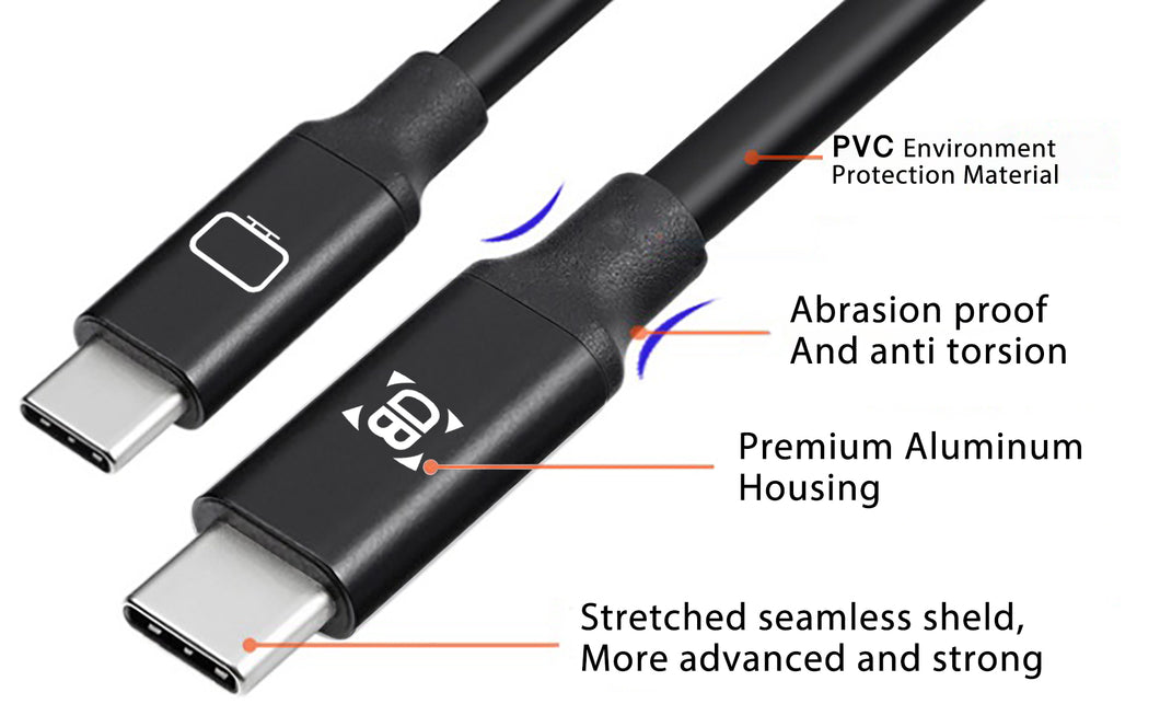 [U3TC]Type-C full function cable