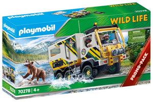 Playmobil 70278 expeditie truck - AllesKids4Toys