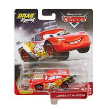 Cars xrs drag racing ASSORTI - AllesKids4Toys