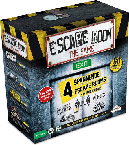 Spel escape room - AllesKids4Toys