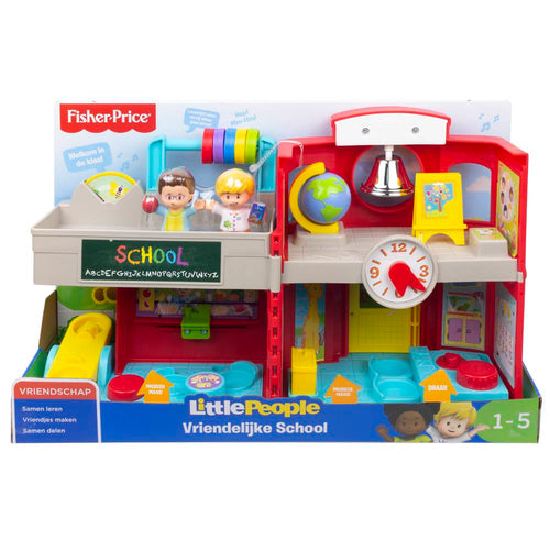Fisher price little people vriendelijke school - AllesKids4Toys