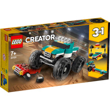 Afbeelding in Gallery-weergave laden, Lego Creator 31101 Monstertruck - AllesKids4Toys
