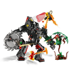Lego Super Heroes 76117 Batman Mecha VS. Poison Ivy Mecha - AllesKids4Toys