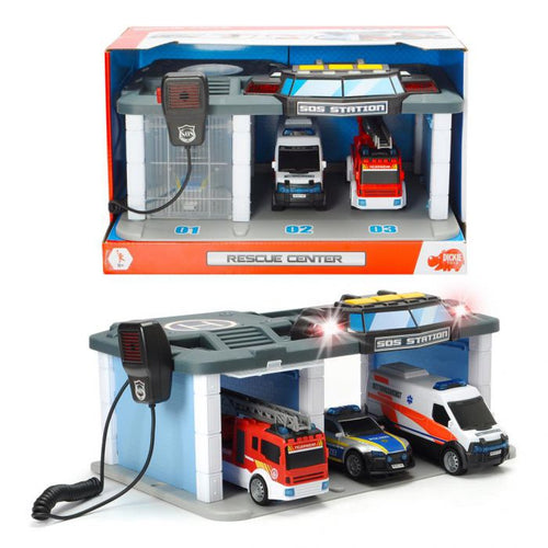Garage resque center - AllesKids4Toys