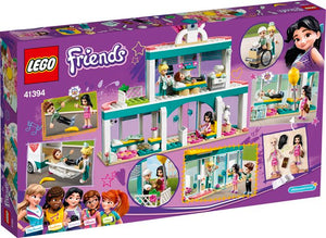 Lego Friends 41394 Heartlake City Hospital - AllesKids4Toys