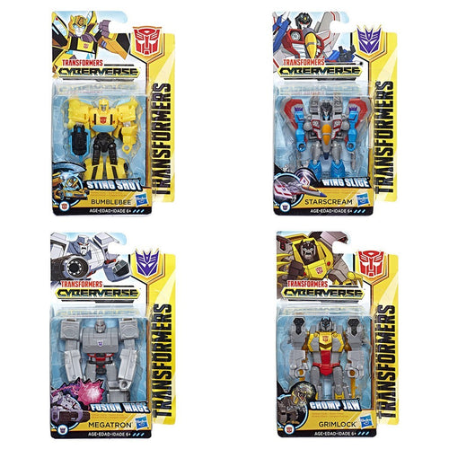Transformers action attacker ASSORTI - AllesKids4Toys