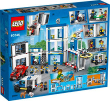 Afbeelding in Gallery-weergave laden, Lego City 60246 Police Station - AllesKids4Toys