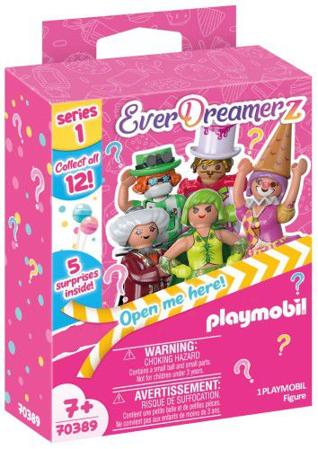 Playmobil 70389 everdreamerz verrassingsbox - AllesKids4Toys