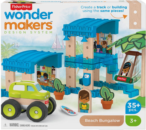 Fisher price wonder makers huis - AllesKids4Toys