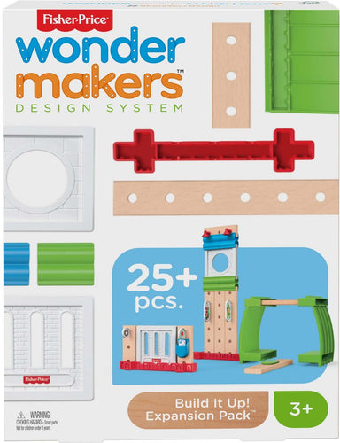 Fisher price wonder makers uitbreidingsset build it out - AllesKids4Toys