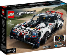 Afbeelding in Gallery-weergave laden, Lego Technic 42109 App Control Top Gear Rally Car - AllesKids4Toys