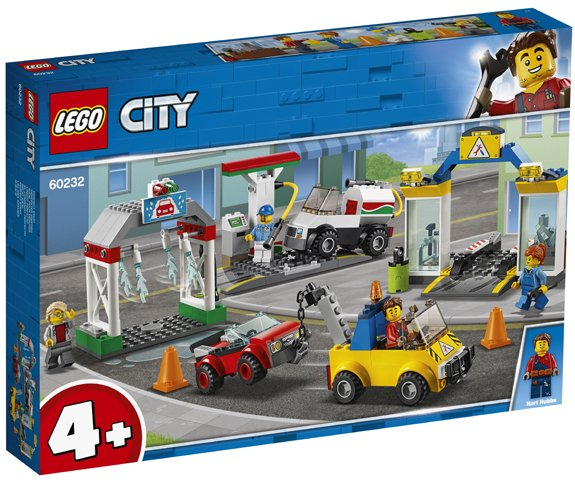 Lego City 60232 Garage 4+ - AllesKids4Toys