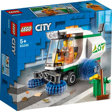 Afbeelding in Gallery-weergave laden, Lego City 60249 Street Sweeper - AllesKids4Toys