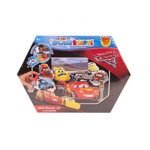 Cars craze beadys splash mega creation set - AllesKids4Toys