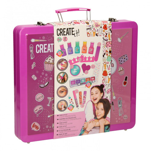 Create it! make up set deluxe - AllesKids4Toys
