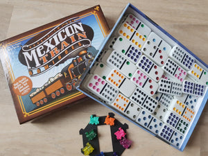 Spel mexican train - AllesKids4Toys