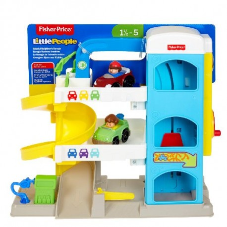 Fisher price little people garage - AllesKids4Toys