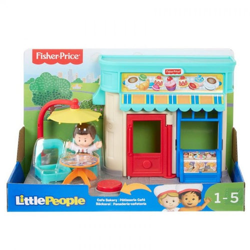 Fisher price little people bakkerspeelset - AllesKids4Toys