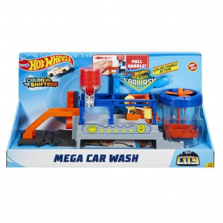 Hot Wheels mega wasstraat - AllesKids4Toys