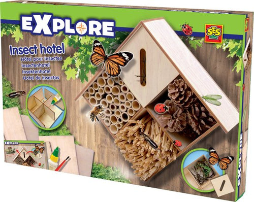 Ses explore insectenhotel - AllesKids4Toys