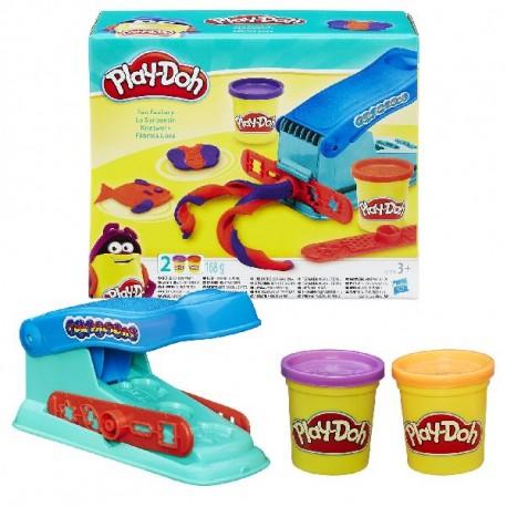 Playdoh fun factory - AllesKids4Toys
