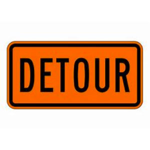 Detour - Signs Everywhere USA