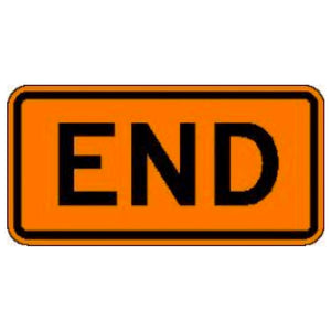 End - Signs Everywhere USA