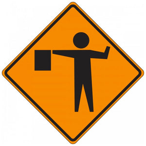 Flagger (Symbol) - Signs Everywhere USA