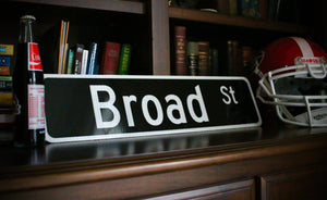 Broad St - Signs Everywhere USA