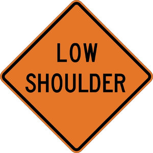 Low Shoulder - Signs Everywhere USA