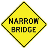 Narrow Bridge - Signs Everywhere USA