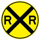 Railroad Crossing - Signs Everywhere USA