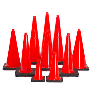 Traffic Cones (Non-Reflective) - Signs Everywhere USA