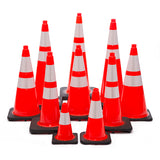 Traffic Cones (Reflective) - Signs Everywhere USA