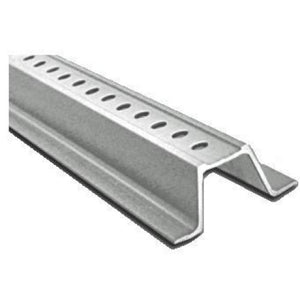 U-Channel Sign Post (Galvanized) - Signs Everywhere USA