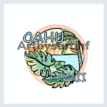 Load image into Gallery viewer, Oahu Sticker