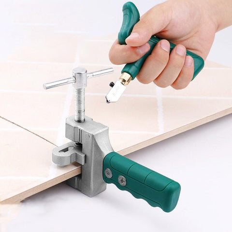 Easy Tile Cutter - Diamond Glass Cutting Tool