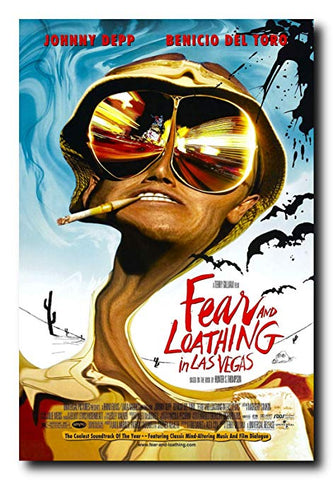 Fear and Loathing in Las Vegas Original poster