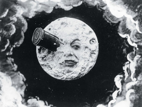 A trip to the moon Georges Méliès