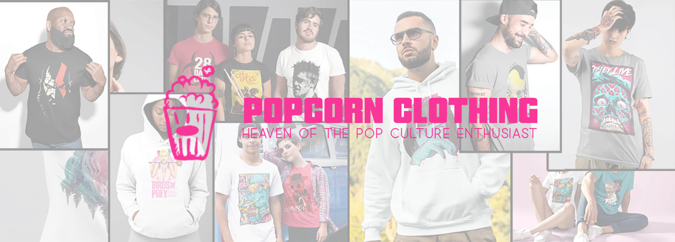 Popcorn Clothing Prapor