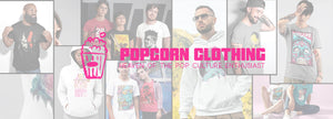 Popcorn Clothing Bandera