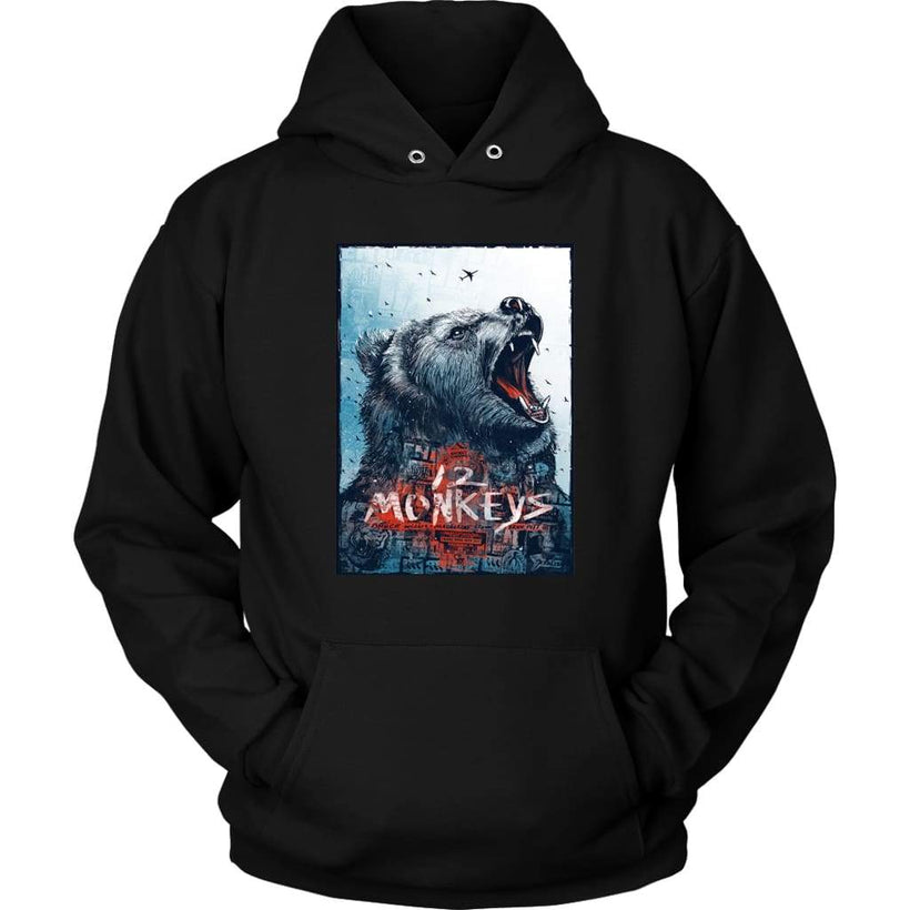 12 Monkeys T-shirts, Hoodies and Merchandise