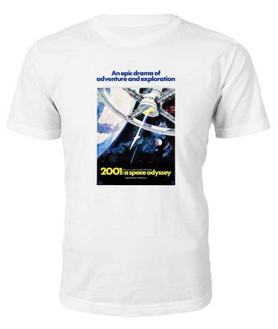 2001 A Space Odyssey Original T-shirt - Μπλουζάκι