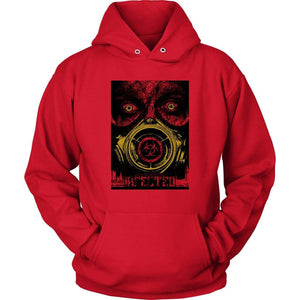 28 Days Later Infected Hoodie - Unisex Hoodie / Red / S - T-shirt