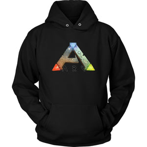 ARK Survival Evolved Hoodie - Unisex Hoodie / Black / S - T-shirt
