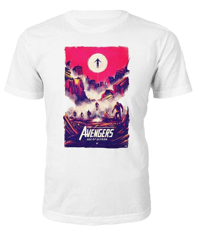 Avengers T-shirts, Hoodies and Clothing